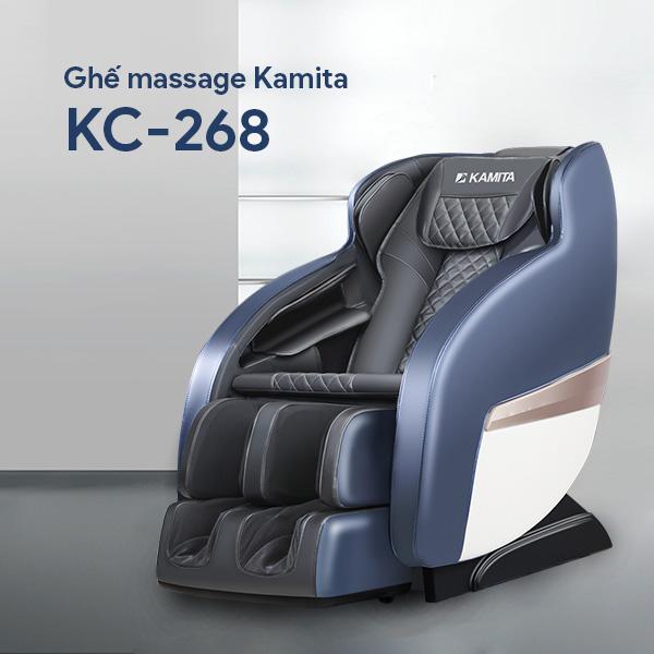 Ghế Massage Toàn Thân Kamita KC-268