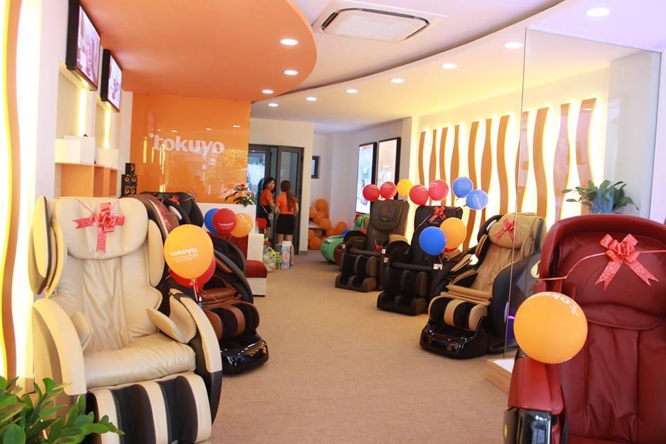 Tư vấn mua ghế massage tốt nhất tại Hà Nội, Hồ Chí Minh