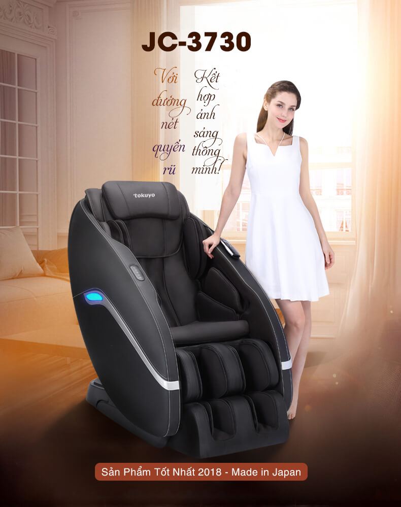 ghế massage jc-3730