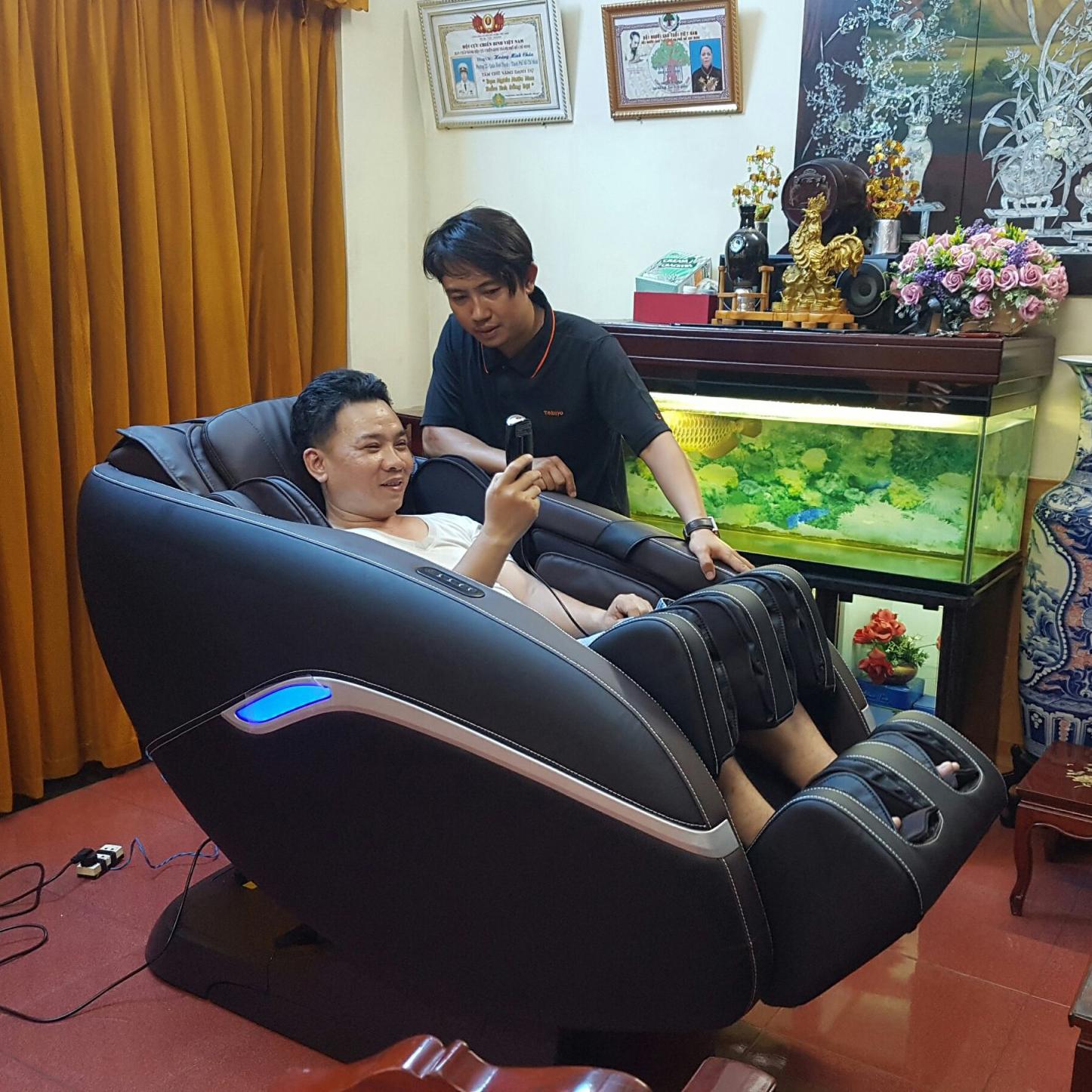 Ghế massage Tokuyo JC-3730 (Đẳng Cấp Made In Japan)