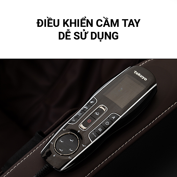 Ghế massage Tokuyo JC-3730 (Đẳng Cấp Made In Japan)