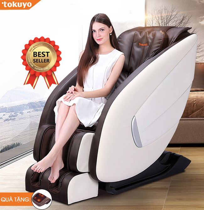 Ghế massage toàn thân Tokuyo TC-672