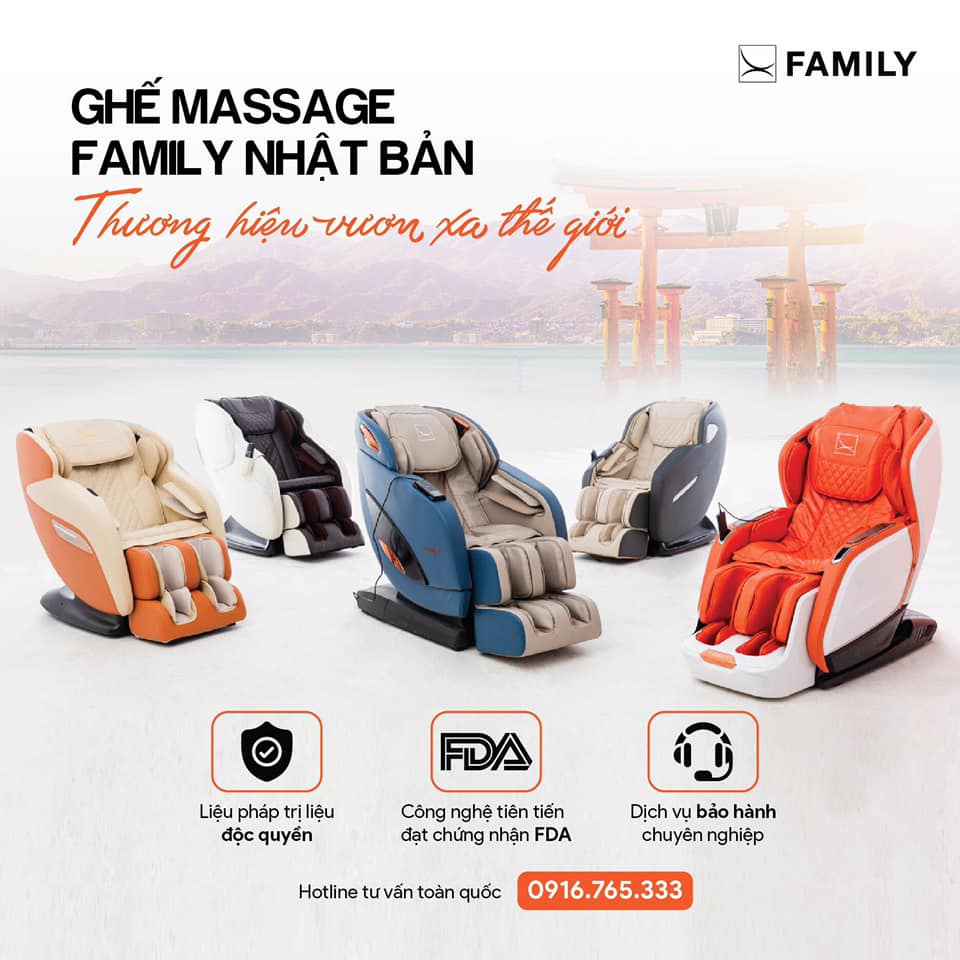 Tiêu chí đánh giá một chiếc ghế massage hoàn hảo