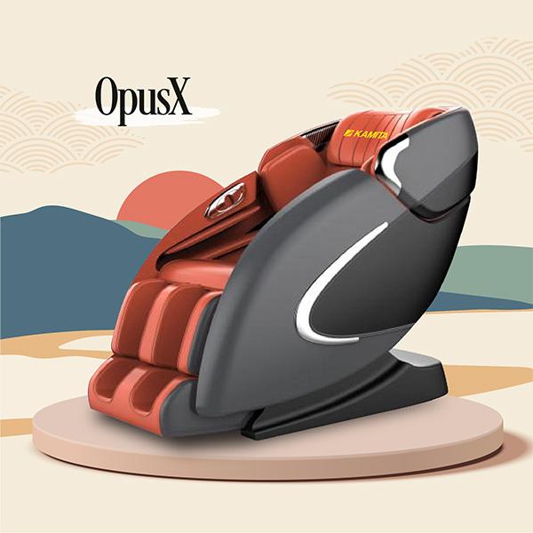 Ghế Massage Toàn Thân Kamita OpusX