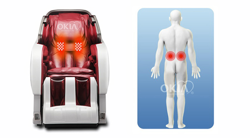 okia massage chair full body