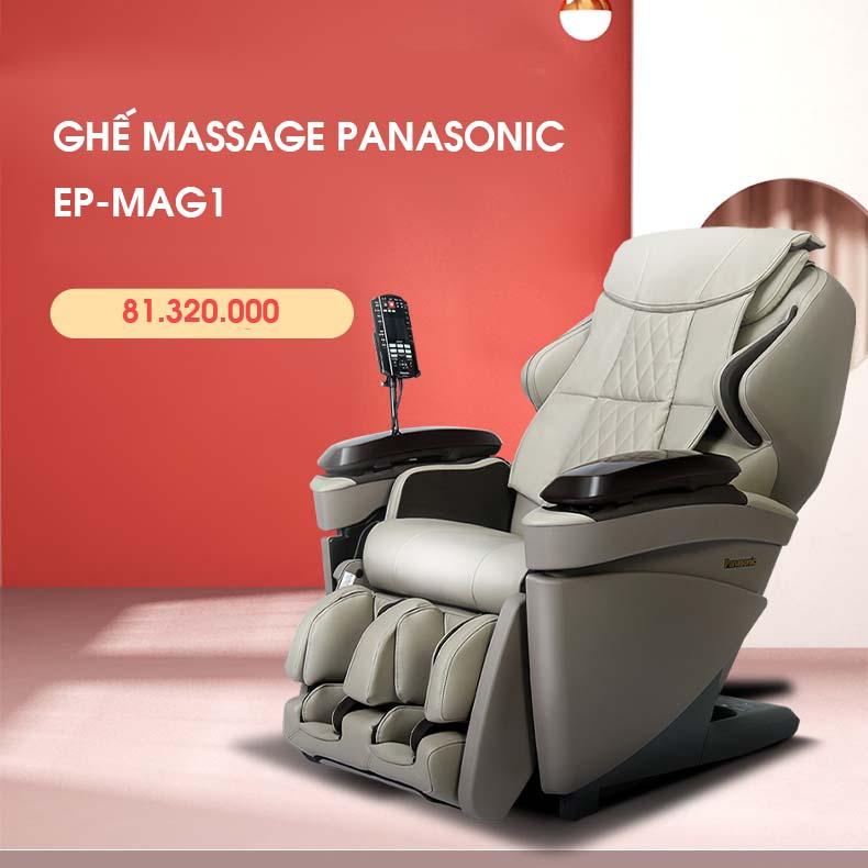 Ghế Massage Toàn Thân Panasonic EP-MAG1