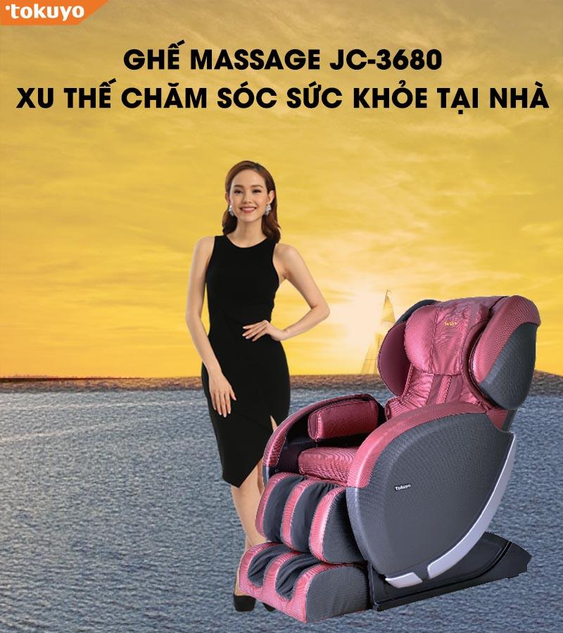 Đâu là loại ghế massage tốt nhất ?