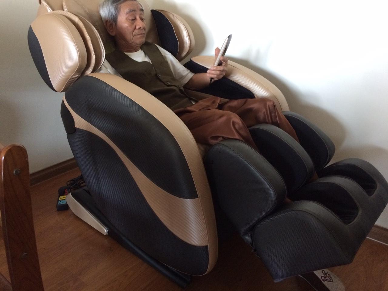 Tư vấn mua ghế massage phù hợp với từng đối tượng