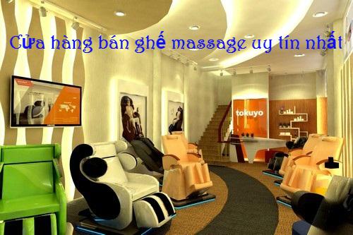 Mua ghế massage ở TP Hồ Chí Minh có khó không?