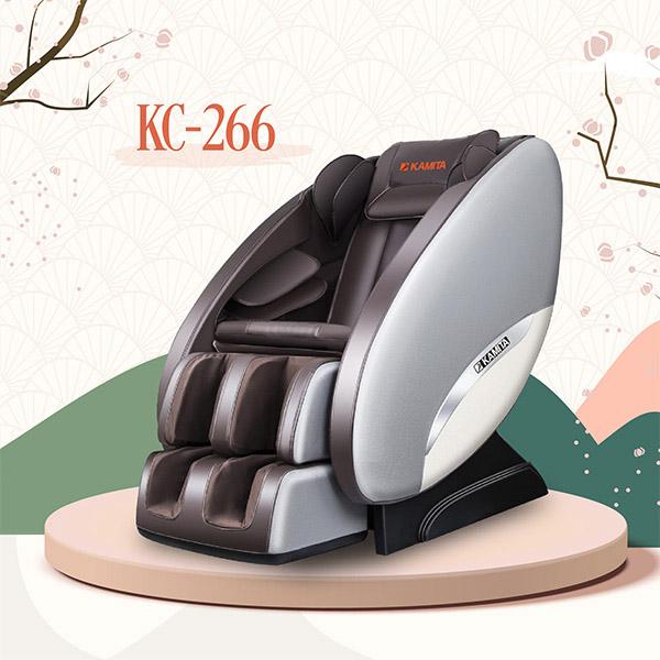 Ghế Massage Toàn Thân Kamita KC-266