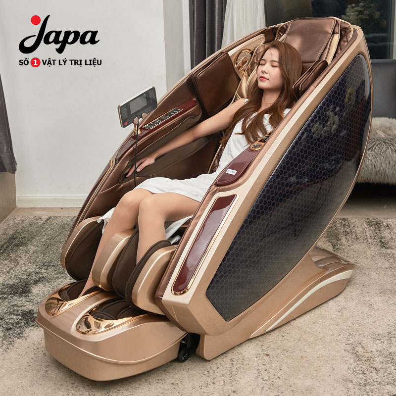 Ghế Massage Trị Liệu Cao Cấp Japa JP-2022-RR