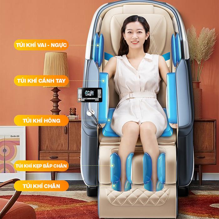 Ghế Massage Toàn Thân Japa JP-589