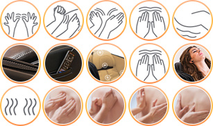 Ghế Massage Toàn Thân Human Touch AcuTouch 6.0