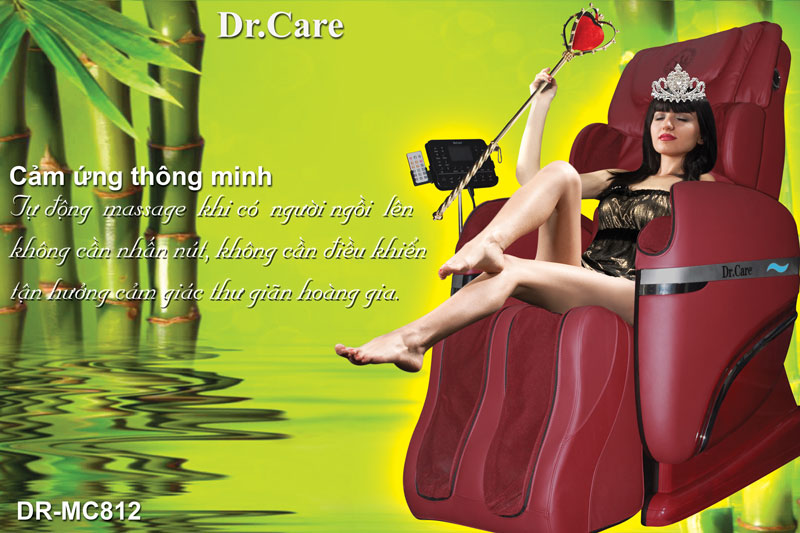 ghế massage dr.care atoz 812