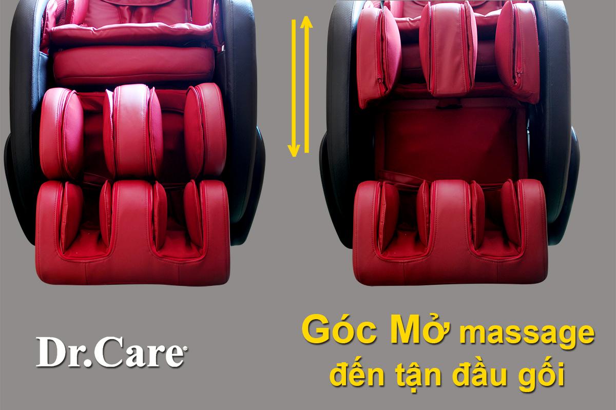 Ghế Massage toàn thân Dr.care